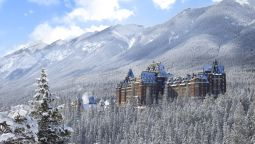Hotel Fairmont Banff Springs - Canmore