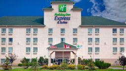 Buitenaanzicht Holiday Inn Express & Suites EDMONTON-INTERNATIONAL AIRPORT