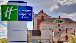 Exterior view Holiday Inn Express & Suites LETHBRIDGE
