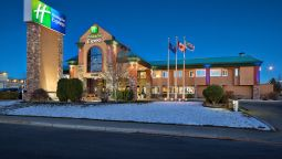 Buitenaanzicht Holiday Inn Express RED DEER