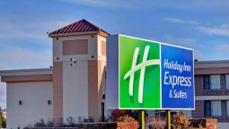Exterior view Holiday Inn Express & Suites CHARLOTTETOWN
