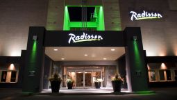 Exterior view RADISSON HOTEL RED DEER