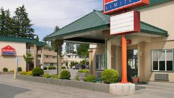 Exterior view RAMADA LIMITED QUESNEL