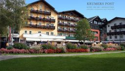 Exterior view Krumers Post Hotel & Spa