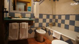 Bathroom Almazara Hotel Rural