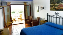 Room with balcony Almazara Hotel Rural