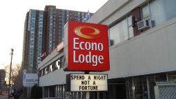 Hotel Econo Lodge Downtown - Ottawa