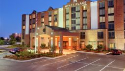 Exterior view Hyatt Place Sterling Dulles North