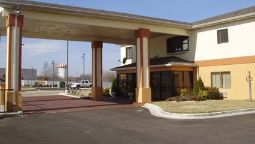 Exterior view Quality Inn Montgomery