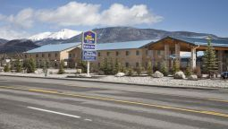 Exterior view BEST WESTERN VISTA INN