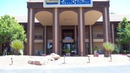 Exterior view BEST WESTERN AIRPORT ALBUQUERQ