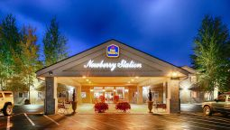 Hotel BEST WESTERN NEWBERRY STATION - La Pine (Oregon)