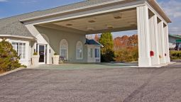 Exterior view Quality Inn Crossville