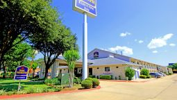 Buitenaanzicht BEST WESTERN EXECUTIVE INN
