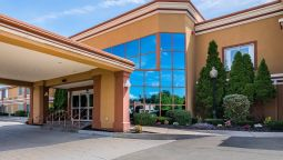 Exterior view Quality Inn & Suites Albany Airport