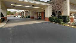 Exterior view Quality Inn & Suites Clarksville