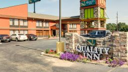 Exterior view Quality Inn Fort Smith