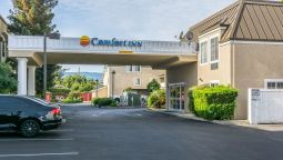 Buitenaanzicht Comfort Inn Redwood City