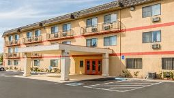 Exterior view Econo Lodge Inn & Suites Yuba City - Marysville