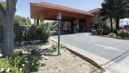 Exterior view DAYS INN - GILROY