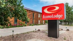 Exterior view Econo Lodge Monte Vista