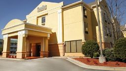 Exterior view Comfort Inn & Suites Smyrna