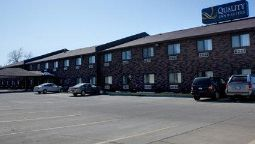 Exterior view Quality Inn & Suites Champaign