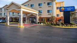 Exterior view Comfort Inn North