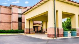 Exterior view Quality Inn & Suites Sellersburg