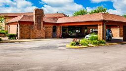 Buitenaanzicht Quality Inn & Suites Kansas City Airport North