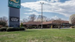 Buitenaanzicht Quality Inn Mount Airy