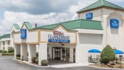 Exterior view BAYMONT INN & SUITES GREENSBOR