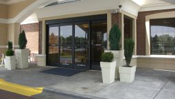 Buitenaanzicht Holiday Inn Express WINSTON-SALEM DOWNTOWN WEST
