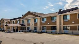Exterior view Quality Inn West Acres