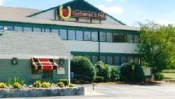 Buitenaanzicht FIRESIDE INN AND SUITES