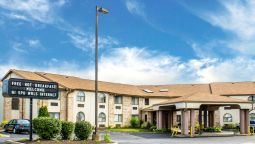 Exterior view Quality Inn Elyria