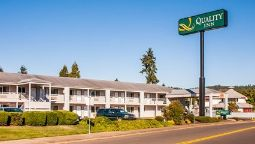 Buitenaanzicht Quality Inn Cottage Grove - Eugene South