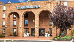 Exterior view Comfort Inn & Suites Pottstown - Limerick