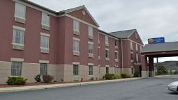 Exterior view Comfort Inn Clearfield