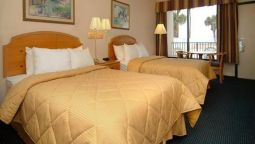 Kamers Econo Lodge Inn & Suites Beach Front Central