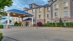 Buitenaanzicht Quality Inn & Suites Near Cleburne Conference Center