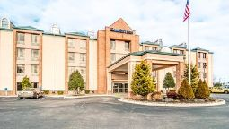 Exterior view Comfort Inn Airport