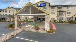 Exterior view Comfort Inn Kent - Seattle