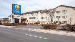 Exterior view Comfort Inn Downtown