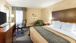 Kamers Comfort Inn & Suites Sea-Tac Airport