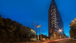 Buitenaanzicht Crowne Plaza RICHMOND DOWNTOWN