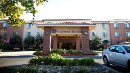 Buitenaanzicht Holiday Inn Express & Suites DAVIS - UNIVERSITY AREA