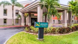 Buitenaanzicht Quality Suites Fort Myers - I-75