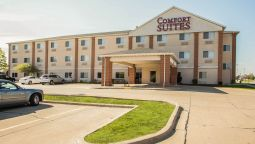 Exterior view Comfort Suites Normal