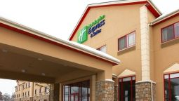 Buitenaanzicht Holiday Inn Express & Suites OLATHE NORTH